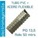 Rollo 50 mtrs tubo ECOPLAST  PG13 / 13,5