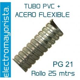 Rollo 25 mtrs tubo ECOPLAST PG21