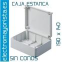 CAJA ESTANCA 190 X 140 X 70 mm S/CONOS