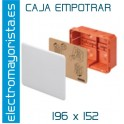 CAJA EMPOTRAR 200 x 130