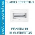 CUADRO EMPOTRAR 18 ELEMENTOS SCHNEIDER