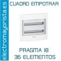 CUADRO EMPOTRAR 36 ELEMENTOS SCHNEIDER