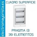 CUADRO SUPERFICIE 39 ELEMENTOS SCHNEIDER