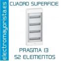 CUADRO SUPERFICIE 52 ELEMENTOS SCHNEIDER
