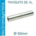 Manguito Al 150 mm2