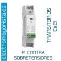 P. contra Sobretensiones Transitorio CS2 Imax. 15KA (1P+N)