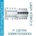 P. contra Sobretensiones Permantentes+Transitorios+IGA V-CHECK 4MPT (GAMA ANTIGUA)