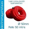 TUBO ULTRATP-I CANALIZACIÓN SUBTERRANEA M50