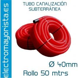 TUBO ULTRATP-I CANALIZACIÓN SUBTERRANEA M40