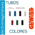 TUBO COARRUGADO (CORRUGADO) CELESTE FK15A/32