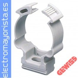 SOPORTE COLLARIN POLIMERO DIAMETRO 25 mm