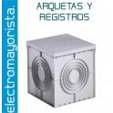 ARQUETA 550X550 C/ TAPA