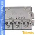 DERIVADOR ICT B 4 DIRECCIONES 20dB(1 ud)