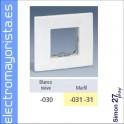 MARCO 1 ELEMENTO SIMON 27 PLAY MARFIL