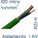 Cable Cobre 4 x 4 mm2 RV-K