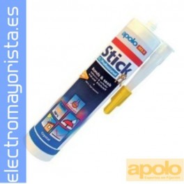 CARTUCHO MULTIUSOS STICK FX XP 290ml BLANCA APOLO