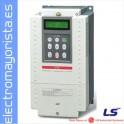 VARIADOR DE FRECUENCIA 5,5 KW (7,5 CV) PAR VARIABLE / 3,7 KW (5,5CV) PAR CONSTANTE  MARCA LS (LG) SV055IP5A-4NE(N)