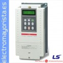 VARIADOR DE FRECUENCIA 30 KW (40CV) PAR VARIABLE / 22 KW (30CV) PAR CONSTANTE MARCA LS (LG) SV300IP5A-4NO(N)