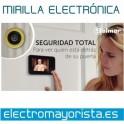 MIRILLA ELECTRÓNICA CON GRABACIÓN Y FOTOGRAFÍAS