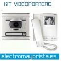 KIT VIDEOPORTERO TEGUI V1 B/N
