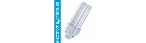 Lámparas de fluorescencia compacta